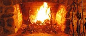 hearth fire like altar