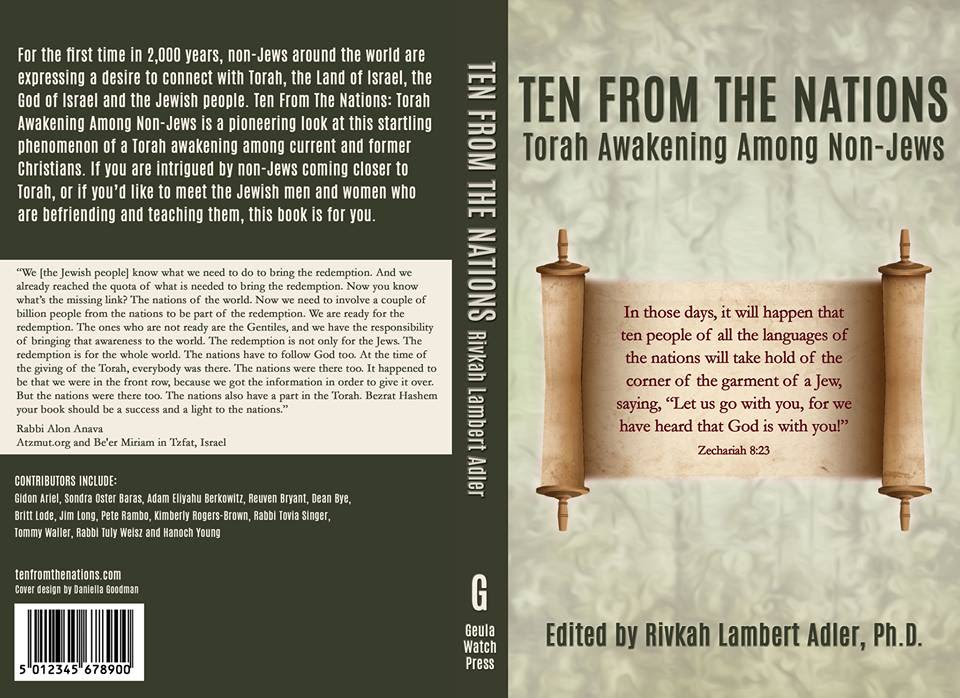 Exciting new book: Ten From TheNations