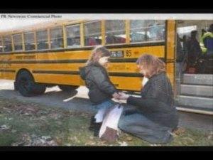 school bus parent