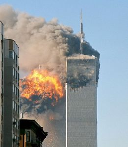 522px-North_face_south_tower_after_plane_strike_9-11