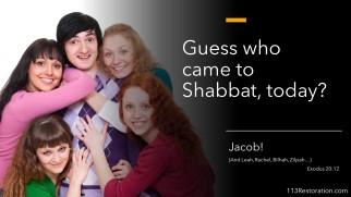 JacobatShabbat
